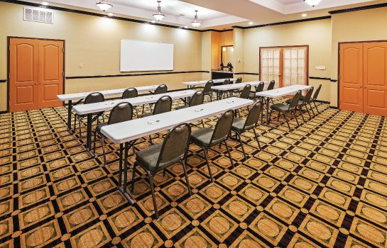 Conference room La Quinta Inn Ste DFW AP W Bedford