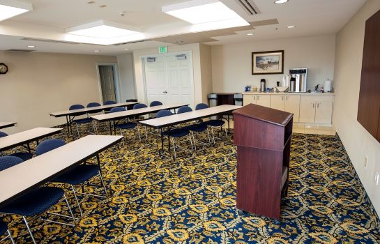 Sala de reuniones Lexington Inn and Suites