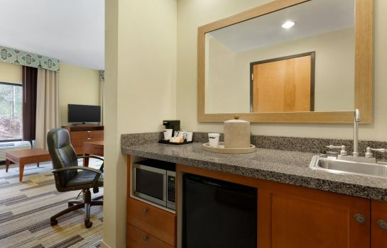 Suite Hampton Inn - Suites Birmingham East Irondale AL