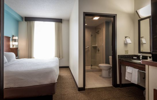Suite SpringHill Suites Birmingham Downtown at UAB