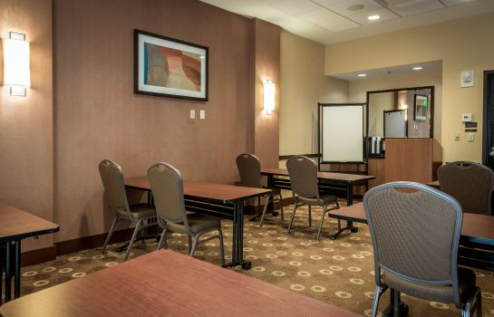 Conference room SpringHill Suites Birmingham Downtown at UAB