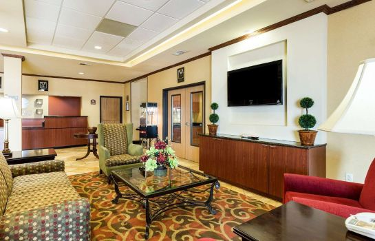 Hotelhalle Comfort Inn and Suites Blytheville