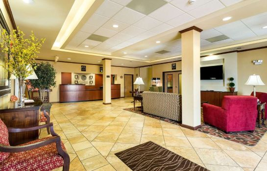 Hotelhal Comfort Inn and Suites Blytheville