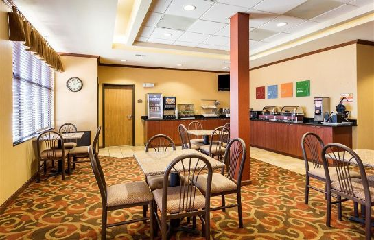 Restaurant Comfort Inn and Suites Blytheville