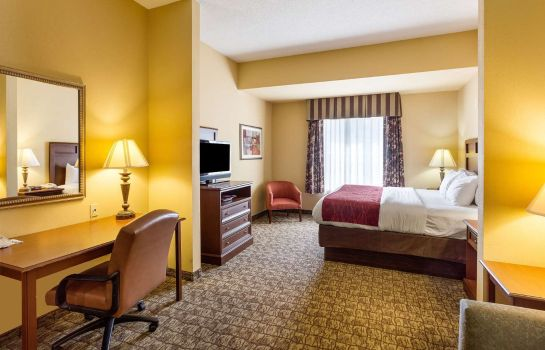 Suite Comfort Inn and Suites Blytheville