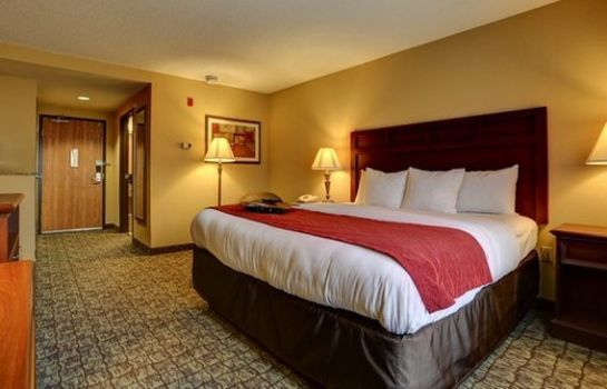 Kamers Comfort Inn and Suites Blytheville