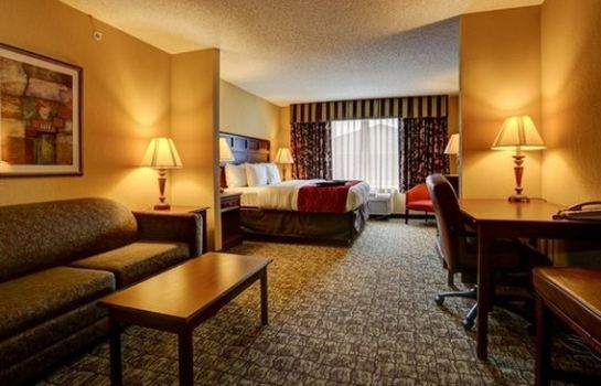 Zimmer Comfort Inn and Suites Blytheville