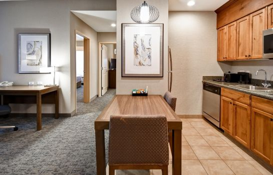 Hotel-Bar Homewood Suites by Hilton Boise
