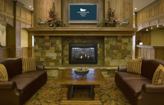 Hotelhalle Homewood Suites by Hilton Boise