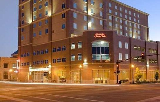 Außenansicht Hampton Inn - Suites Boise-Downtown