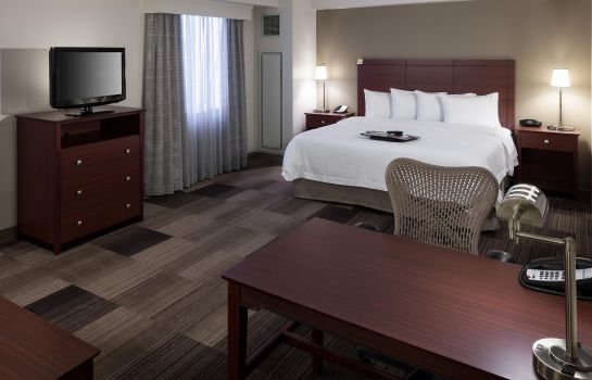 Suite Hampton Inn - Suites Boise-Downtown