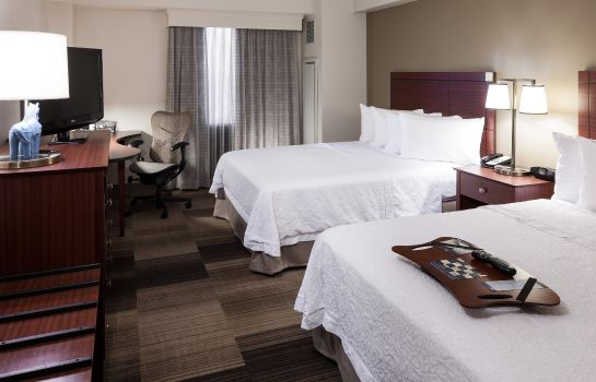Zimmer Hampton Inn - Suites Boise-Downtown