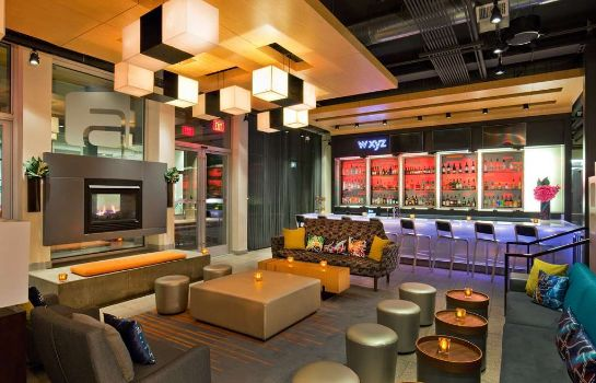 Bar hotelowy Aloft Bolingbrook
