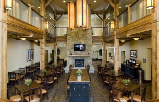 Lobby Homewood Suites by Hilton Bozeman