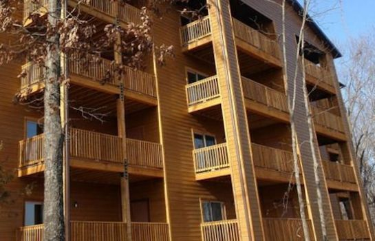 Exterior view LODGES AT TABLE ROCK LAKE