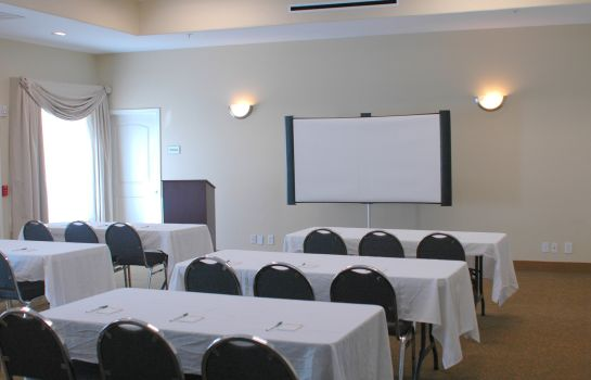 Sala konferencyjna La Quinta Inn and Suites Brookshire