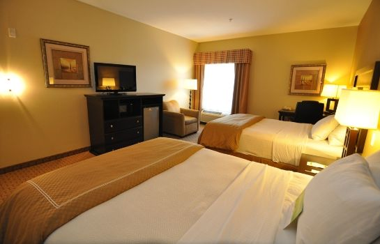Kamers La Quinta Inn and Suites Brookshire
