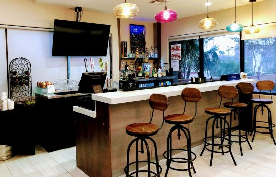 Hotel-Bar Holiday Inn BROWNSVILLE