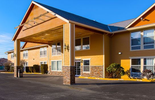 Vista esterna Econo Lodge Buckley