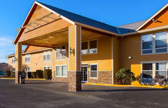 Vista exterior Econo Lodge Buckley