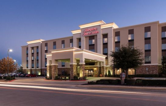Außenansicht Hampton Inn - Suites Ft Worth-Burleson