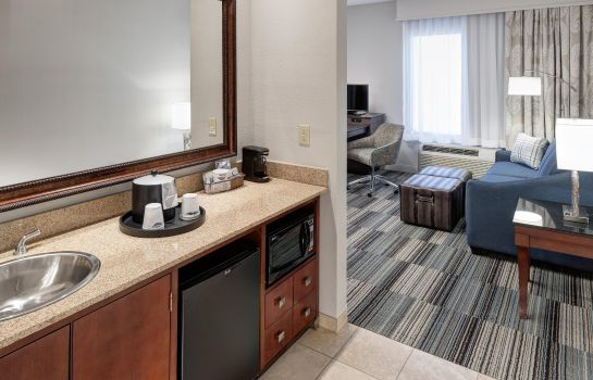 Hotel-Bar Hampton Inn - Suites Ft Worth-Burleson