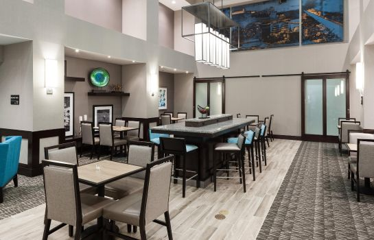 Restaurant Hampton Inn - Suites Ft Worth-Burleson