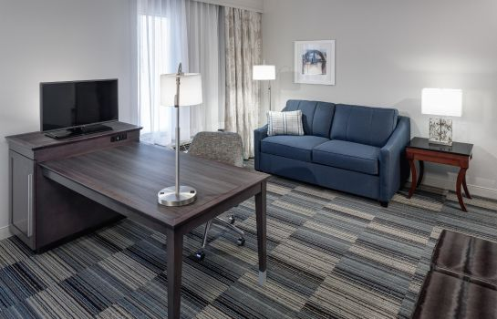 Suite Hampton Inn - Suites Ft Worth-Burleson