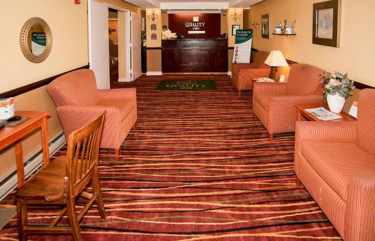 Hotelhal Quality Inn Bourne