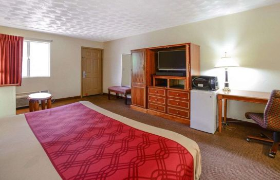 Chambre double (confort) Econo Lodge  Inn & Suites