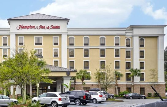 Exterior view Hampton Inn - Suites North Charleston-University Blvd