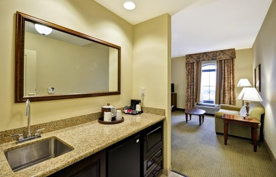 Hotel-Bar Hampton Inn - Suites North Charleston-University Blvd