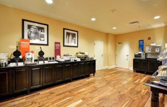 Restaurant Hampton Inn - Suites North Charleston-University Blvd