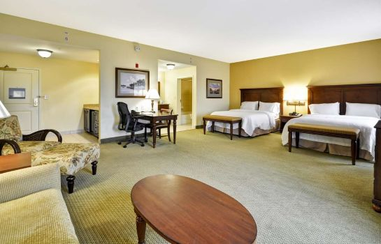 Suite Hampton Inn - Suites North Charleston-University Blvd