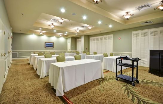 Conference room Hampton Inn - Suites North Charleston-University Blvd