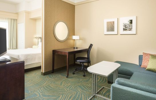 Suite SpringHill Suites Cheyenne