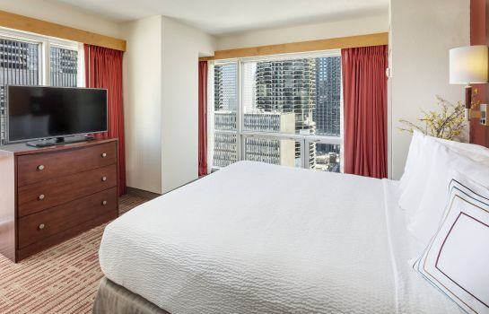 Suite Residence Inn Chicago Downtown/River North