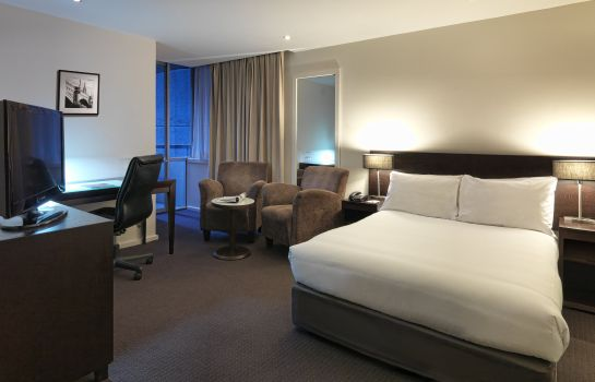 Zimmer Hotel Grand Chancellor Melbourne
