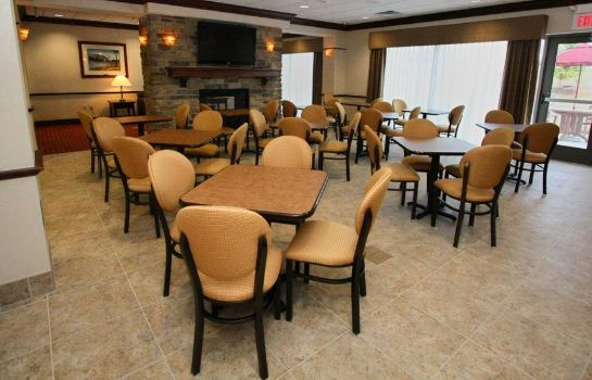 Restaurant Holiday Inn Express & Suites CLEAR SPRING