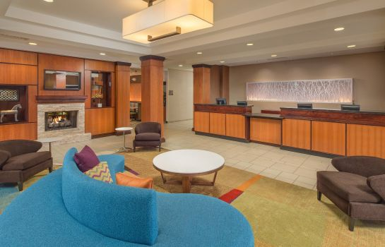 Hotelbar Fairfield Inn & Suites Cleveland