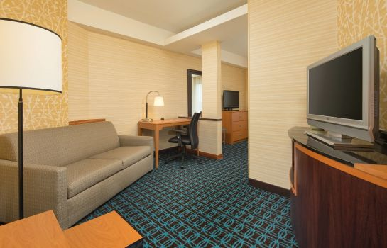 Suite Fairfield Inn & Suites Cleveland