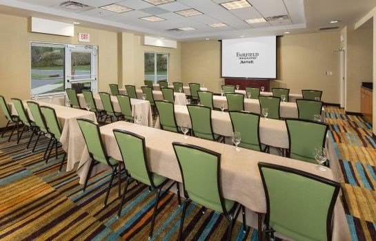Congresruimte Fairfield Inn & Suites Cleveland