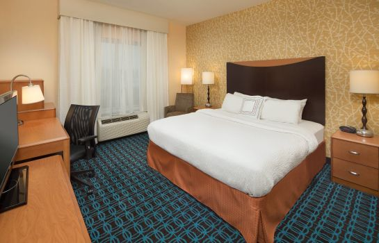 Zimmer Fairfield Inn & Suites Cleveland