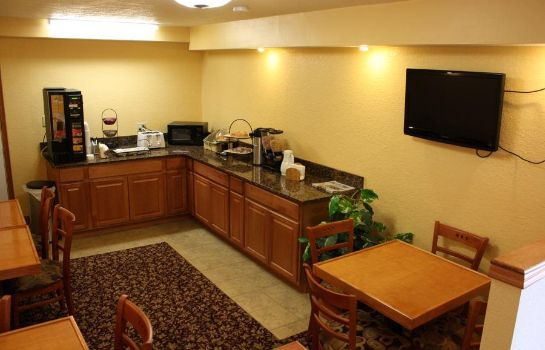 Restaurant Econo Lodge Cloverdale
