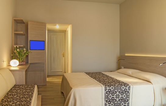 Doppelzimmer Komfort Is Molas Resort