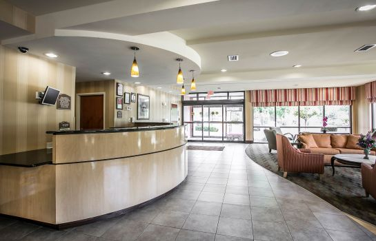 Hol hotelowy Comfort Suites Columbia Northeast - Fort