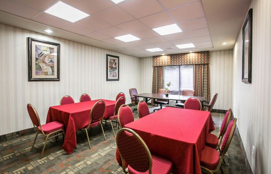 Conference room Comfort Suites Columbia