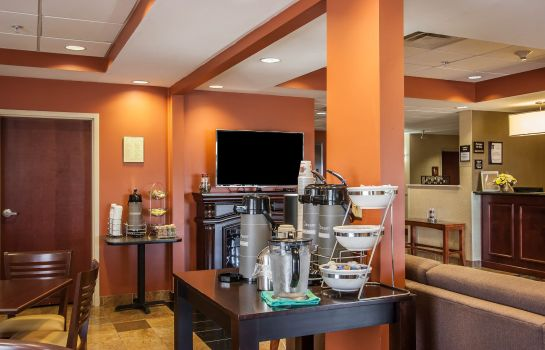 Restaurante Sleep Inn & Suites