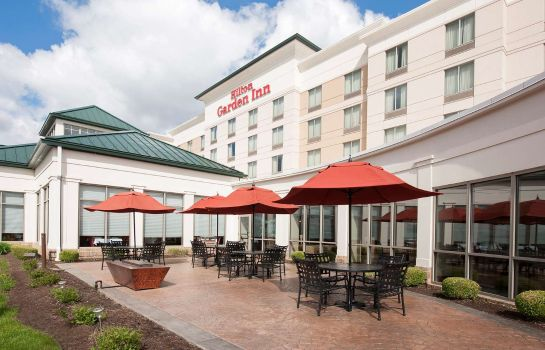 Exterior view Hilton Garden Inn Columbus-Edinburgh