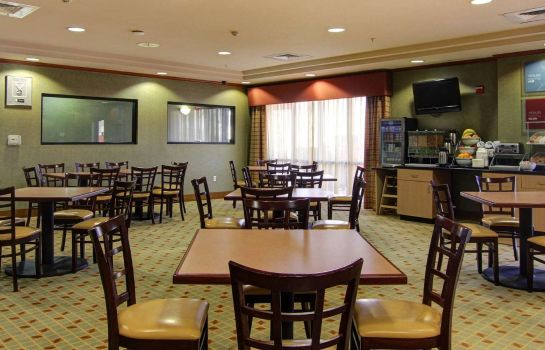 Restaurante Comfort Suites El Paso West